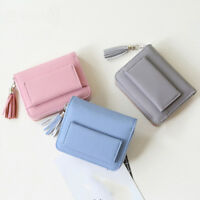 Elegant Women Wallet Coin Purse Female Short Wallet Card Holder Checkbook SALE
