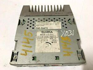 02-03-04-05 LEXUS IS300 SDN STEREO AMPLIFIER 86280-53050