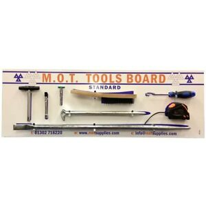 MoT Tools Board New Style Mot Approved Tools Vosa Approved Shadow Board TME1000