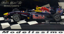 1:43 Minichamps Red Bull RB6 World Champion 2010 Vettel