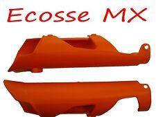KTM EXC / XC125 150 200 250 300 350 450 2008-2014 UFO GRIS Protector Naranja