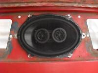 SPEAKER suit XK XL XM XP Falcon.