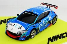 Ninco 50605 Renault Megane Trophy Lightning Slot Car 1/32