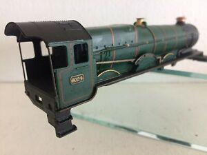 HORNBYC R078 KING EDWARD 1 6024 LINED GREEN BODY GC GWR BR STEP MISSING