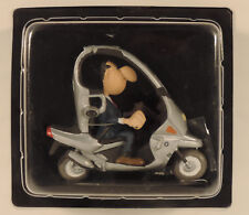 Moto Joe Bar Team 072 BMW C1 1/18 figurine Hachette