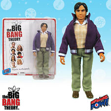 Big Bang Theory RAJ Rajesh Koothrappali (Kunal Nayyar) 8in Action Figure BBP