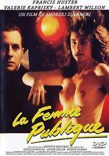 LA FEMME PUBLIQUE [DVD] - NEUF