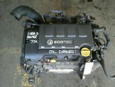 VAUXHALL CORSA D ADAM ASTRA J 1.4 16V PETROL ENGINE A14XER 77K MILES 2010-2014