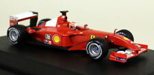 Hot Wheels 1/43 Scale 50213 Ferrari F1 2001 Michael Schumacher Diecast F1 Car