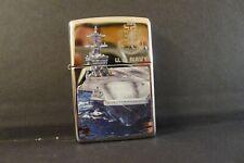 Zippo Lighter USN U.S. Navy