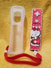 Special Edition Hello Kitty Controller With Protective Cover for Nintendo Wii