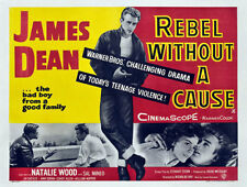 """James Dean Rebel Without A Cause lobby card 11"""" x 14"""""""