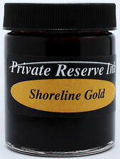 Private Reserve Fountain Pen Bottle Ink Shoreline Gold (22-sg)