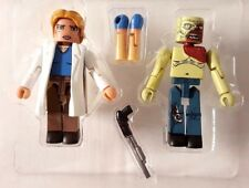 MiniMates Walking Dead 2-Pack ALICE & SHOULDER ZOMBIE Diamond Select New Loose