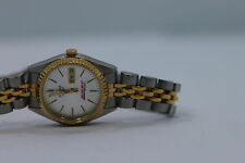 Pulsar by Seiko V783-X003 Women's Watch Two Tone Jubilee Band New Battery