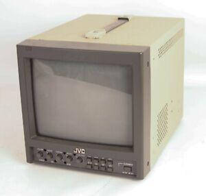 JVC Tm 910SU Color Monitor Working