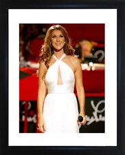 Celine Dion Framed Photo CP1557