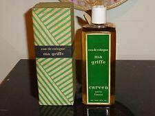 VINTAGE 1946 CARVEN MA GRIFFE 14 FL. OZ. COLOGNE ORIGINAL BOX - EXTREMELY RARE!