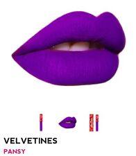 LIME CRIME Velvetines Pansy Liquid Lipstick Matte NIB
