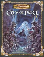 City of Peril (Dungeons & Dragons Accessory), Wizards Team