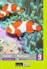 Level Biologie 9. Lehrbuch. Sachsen Gymnasium von Frank Horn, Axel Goldberg,...