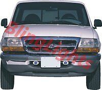 1998 1999 2000 Ford Ranger Xenon Bumper Fog Lights Driving Lamps Kit