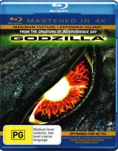 Godzilla [Mastered in 4K] (Blu-ray) *Region ABC*