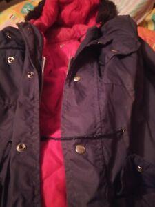 Vintage 100% Nylon Parka Jacket