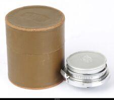 Lens Zeiss Tessar 8/2,8cm For Contax I II IIa IIIa EX Box