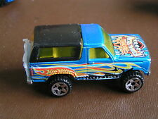 MATTEL MADE IN MALAYSIA HOT WHEELS