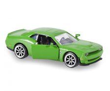 ° Majorette 212054018 Dodge Challenger SRT gris-Limited Edition 1:64//3 pulgadas de nuevo