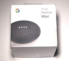 Google Home Mini Charcoal Brand New in the Box Fast Shipping!