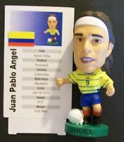 Prostars COLOMBIA (HOME) ANGEL, PR081 Loose With Card LWC