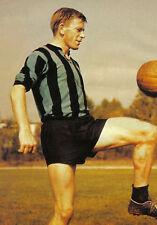 Football Photo>GERRY HITCHENS Inter Milan 1961-62