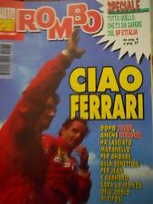 Auto & Sport ROMBO 36 1995 con maxi poster Williams David Coulthard