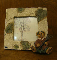 Boyds Frames #27304 Autumn McBruin, 1st Edition,  New From Retail Store 5.75""