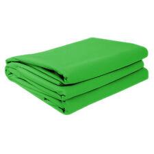 "Quasi ""Faltenfreier"" Hintergrundstoff CHROMA KEY GREEN, super strong grün 3x6 m"