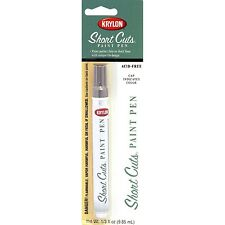 Chrome Short Cuts Paint Pen by Krylon SCP-902