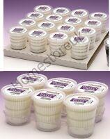 NON STICK FAIRY CUP CAKE MUFFIN CASES SMALL MINI PETIT WHITE PAPER GREASE PROOF