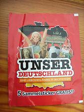 1 Tüte Sammelsticker      >>Unser Deutschland<<