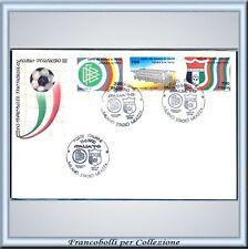 Mondiali Calcio Italia Milano Stadio Meazza 15-6-1990