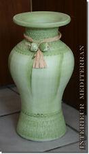Handgefertigte Deko-Tischvasen aus Keramik