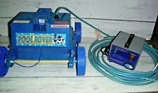 Aquabot Pool Rover Junior/Jr. Above Ground Swimming Pool Robot Cleaner