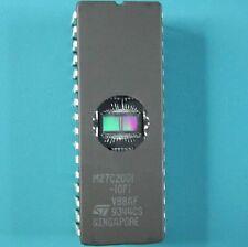 5PCS ST M27C2001-10F1 IC EPROM UV 2MBIT 120NS 32CDIP