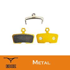 10 Pairs Metal Bicycle Metallic Disc Brake Pads For AVID Code R 2011-2014