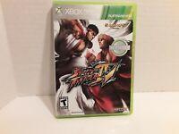 Super Street Fighter IV Arcade Edition (Microsoft Xbox 360, 2011)