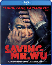 Saving Mr. Wu (2016, BD)(WGU01714B)NEW Andy Lau WELL GO USA ACTION