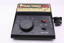 MRC Rail Power 1200 Hobby Transformer Tested Works Great
