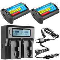 LP-E4 Battery or Charger for Canon EOS-1D Mark III 1Ds Mark III 1D mark4 DSLR