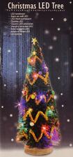 24 LED Tannenbaum Weihnachten Dekobaum Dekoration Weihnachtsbaum Dekobaum Neu